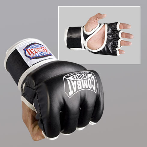 hitman sparring gloves
