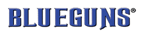 Blue Guns Logo